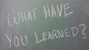 Simple but powerful lesson